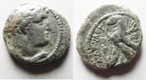 Ancient Coins - Phoenicia. Tyre. AR half shekel (20mm, 6.59g). Struck in 1ST CENT. A.D