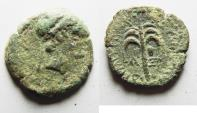 Ancient Coins - SELEUKID AE 16. TYRE. ANTIOCHUS III?