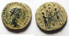 Ancient Coins - ORIGIANL DESERT PATINA. NUMERIAN ANTONINIANUS