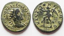 Ancient Coins - Trebonianus Gallus Antoninianus  as found