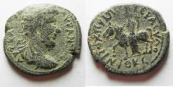 Ancient Coins - DECAPOLIS. HIPPUM. LUCIUS VERUS AE 26
