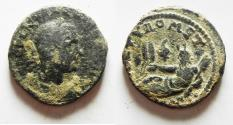 Ancient Coins - Phoenicia. Tyre under Valerian I (AD 253-260) AE 29mm, 12.52g.