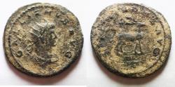 Ancient Coins - AS FOUND: GALLIENUS AE ANTONINIANUS.