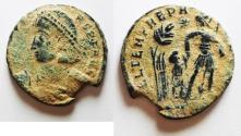 Ancient Coins - ORIGINAL DESERT PATINA. CONSTANS AE CENT.