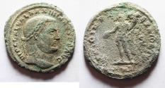 Ancient Coins - Maximianus (286-305). Æ Follis. Antioch.