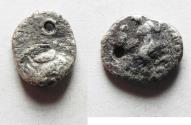 Ancient Coins - GREEK. KINGS OF MACEDON. ALEXANDER III THE GREAT SILVER OBOL