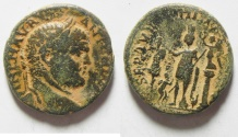 Ancient Coins - PHOENICIA , TYRE CARACALLA AE 24
