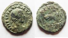 Ancient Coins - ARABIA. PETRA. ELAGABALUS AE 23