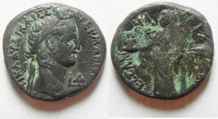Ancient Coins - Egypt. Alexandria under Claudius (AD 41-54). Billon tetradrachm