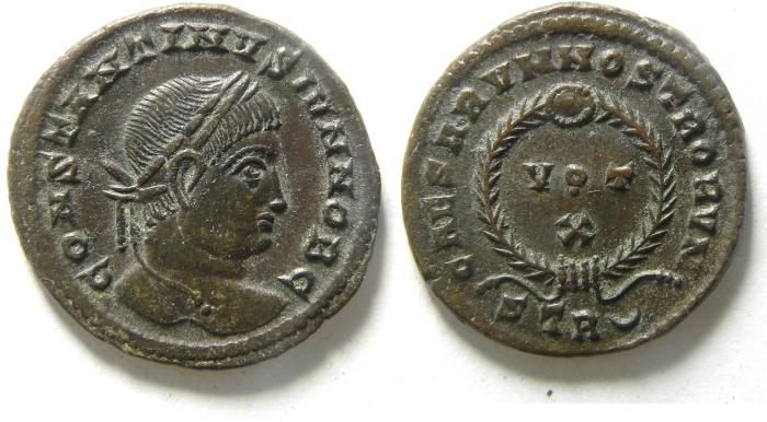 Ancient Coins - CHOICE CONSTANTINE II AE 3