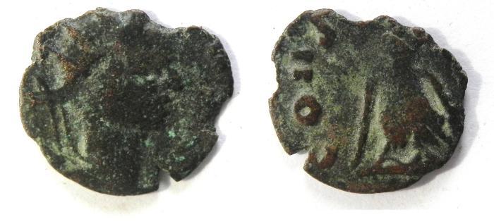 Ancient Coins - ROMAN AE 8