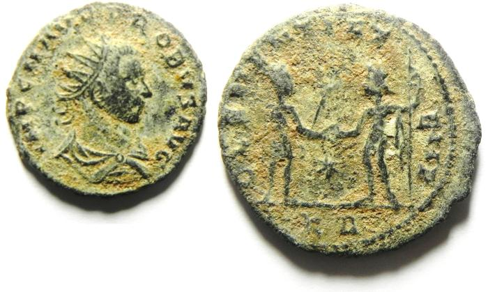 Ancient Coins - PROBUS AE ANTONINIANUS- AS FOUND