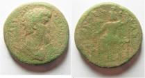 Ancient Coins -  Judaea. Aelia Capitolina under Lucius Verus. (AD 161-169). AE 28mm, 21.58g.
