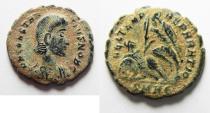 Ancient Coins - AS FOUND. CONSTANTIUS GALLUS AE 3