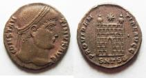 Ancient Coins - CONSTANTINE I AE 3.