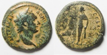 Ancient Coins - Egypt. Alexandria under Domitian. Diobol , AE 23mm, 5.02gm.