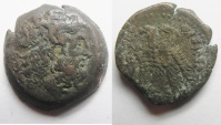 Ancient Coins - PTOLEMAIC KINGS. PTOLEMY VI AE 19