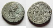 Ancient Coins - NEEDS CLEANING: ANTIOCH. ELAGABALUS BILLON TETRADRACHM