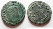 Ancient Coins - GALERIUS AE FOLLIS