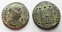 Ancient Coins - LICINIUS I AE 3 . NICE AS FOUND