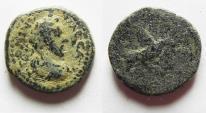 """Ancient Coins - JUDAEA. AELIA CAPOTOLINA """"JERUSALEM"""" MARCUS AURELIUS AE 17"""