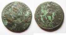 Ancient Coins - CONSTANTIUS AE CENT. ALEXANDRIA MINT