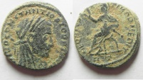 Ancient Coins - Divus Claudius II Gothicus Æ Half Follis. Commemorative issue.