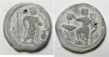 Egypt. Alexandria. Second-third centuries AD. Lead tessera (20mm, 3.76g).
