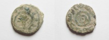 Ancient Coins - ISLAMIC, UMAYYAD DYNASTY, TIBERIAS MINT AE FILS طبرية