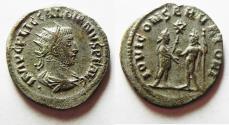 Ancient Coins - GALLIENUS SILVERED ANTONINIANUS