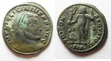 Ancient Coins - LICINIUS I AE FOLLIS. NICE