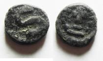 Ancient Coins - BYZANTINE. Heraclius 610-641 A.D. 6 Nummi Alexandria Mint