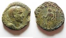 Ancient Coins - TRAJAN DECIUS AE SESTERTIUS.