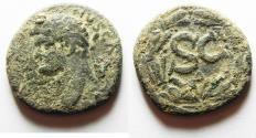 Ancient Coins - ANTIOCH. DOMITIAN AE 28