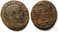 Ancient Coins - MAXENTIUS AE FOLLIS