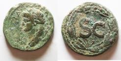 Ancient Coins - Domitian (81-96). Seleucis and Pieria, Antioch. Æ 27