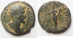 Ancient Coins - Syria. Antioch ad Hippum, Lucius Verus. AD 161-169, AE24