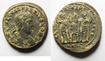 Ancient Coins - CONSTANTIUS II AE 3 .
