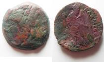 Ancient Coins - PTOLEMAIC KINGDOM. PTOLEMY II. ALEXANDRIA. AE 26