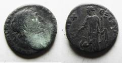 Ancient Coins - ARABIA. BOSTRA OR PETRA, TRAJAN SILVER DRACHM.