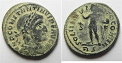 Ancient Coins - CONSTANTINE I AE FOLLIS. ROME MINT