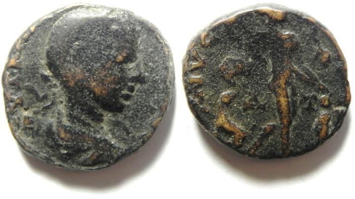 Ancient Coins - JUDAEA , NYSA - SCYTHOPOLIS , GORDIAN