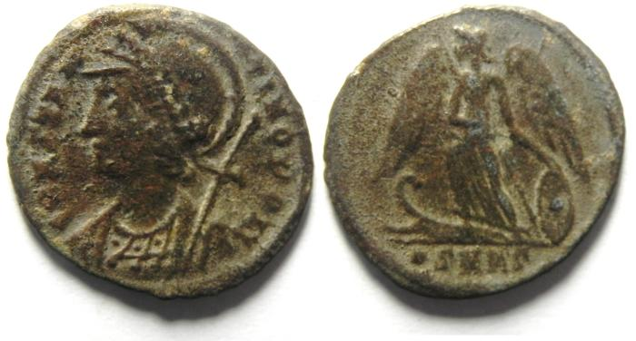 Ancient Coins - CONSTANTINE I COMMEMORATIVE AE 3