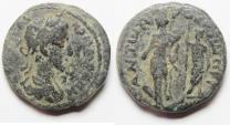Ancient Coins - Decapolis. Gerasa under Commodus (AD 177-192). AE 22mm, 9.05g.