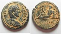 Ancient Coins - Egypt. Alexandria. Hadrian AE Drachm