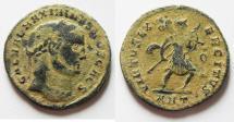 Ancient Coins - MAXIMINUS II AE FOLLIS. ANTIOCH