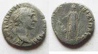 Ancient Coins - ARABIA. PETRA. TRAJAN SILVER DRACHM