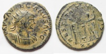 Ancient Coins - BEAUTIFUL AURELIAN AE ANTONINIANUS
