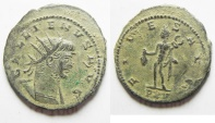 Ancient Coins - BEAUTIFUL GALLIENUS SILVERED ANTONINIANUS