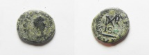 Ancient Coins - Marcianus (AD 450-457). AE 4 (11mm, 1.14g). Cyzicus mint.